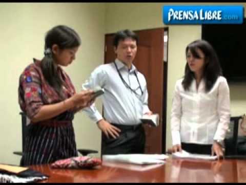 Japoneses En Guatemala Preocupados