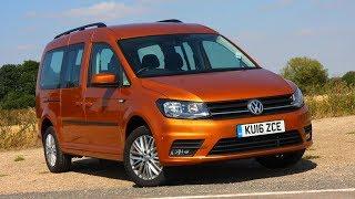 Volkswagen Caddy 2018 Car Review