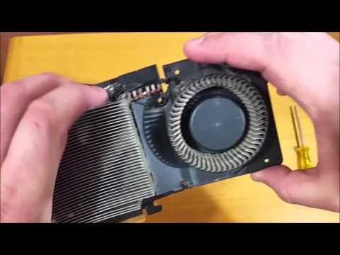 How to open GeForce nVidia GTX 760 - Come aprire la GTX 760