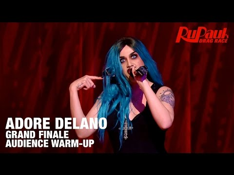 Adore Audience Warmup Grand Finale - 12 Days of Crowning: RuPaul's Drag Race Season 7
