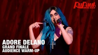 Adore Audience Warmup Grand Finale - 12 Days of Crowning: RuPaul's Drag Race Season 7 thumbnail