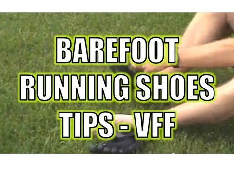 Barefoot Running Shoes Tips
