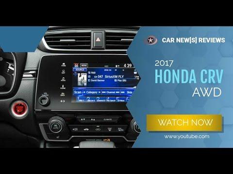 Honda CR V AWD Review Specs Price