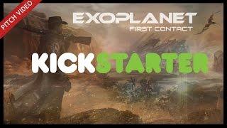 Exoplanet: First Contact [KickStarter pitch video]