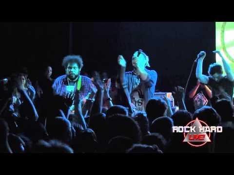 Dance Gavin Dance ~ Full set ~ 4/18/14 on ROCK HARD LIVE