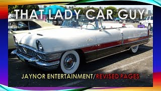 1955 Packard Caribbean Convertible - Throwback Thursday 21 - That Lady Car Guy