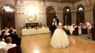 Wedding Dance Viennese Waltz - Sleeping Beauty Tchaikovsky at Hilton