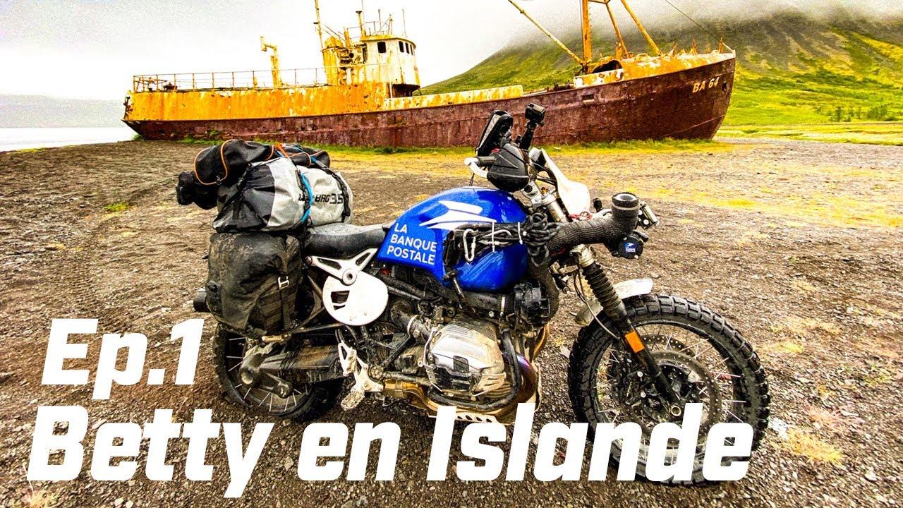 Laurent Cochet : L'ISLANDE EN URBAN GS