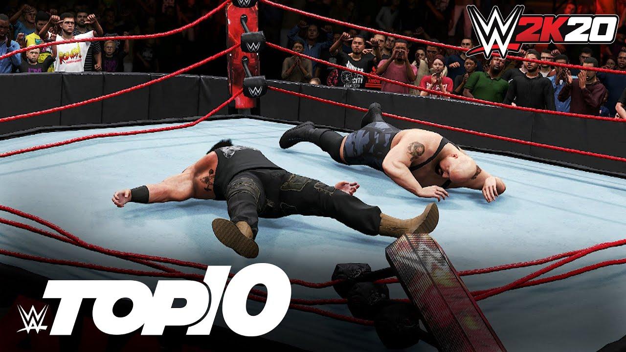 OMG Moments: WWE 2K20 Top 10