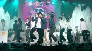 Super Junior - Wonder Boy, 슈퍼주니어 - 원더보이, Music Core 20070728