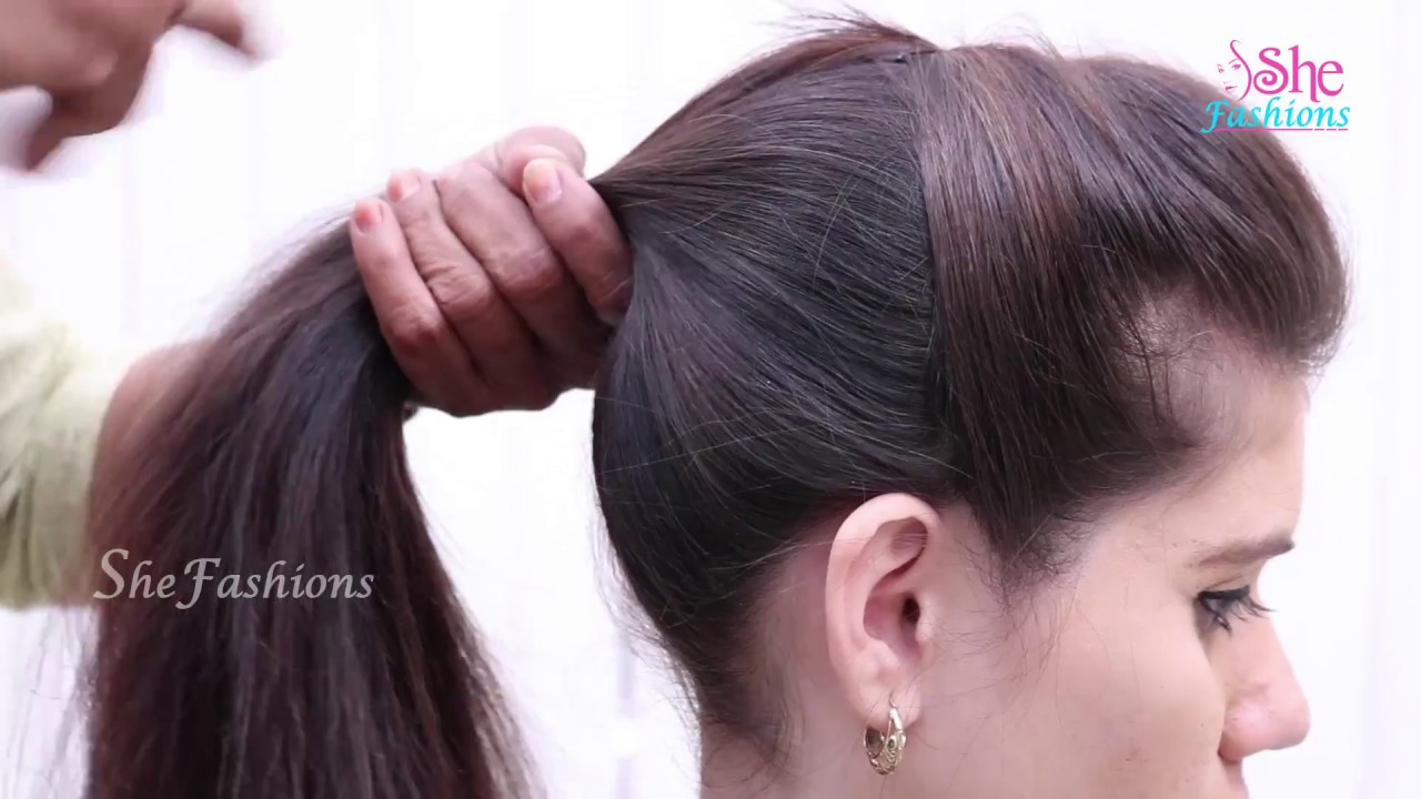 Easy Hairstyle For Party Hairstyle For Occasion Party Updos