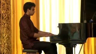 MERU Concerts - Utsav Lal live - Raga Yaman