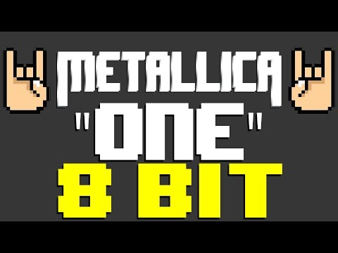 One [8 Bit Tribute to Metallica] - 8 Bit Universe