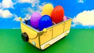 😁 बच्चों के लिए एनीमेशन, खिलौने, Peppa Pig, Masha, Paw patrol, Teletubbies