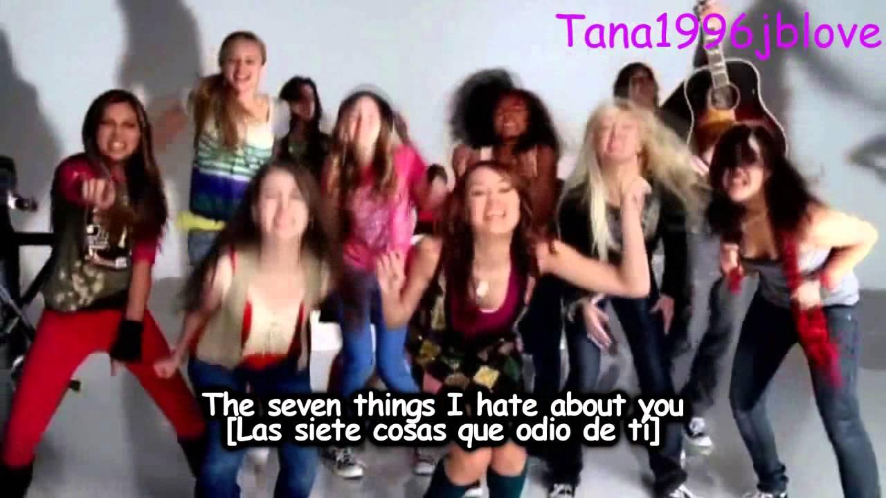 Miley Cyrus - 7 Things Lyrics | MetroLyrics