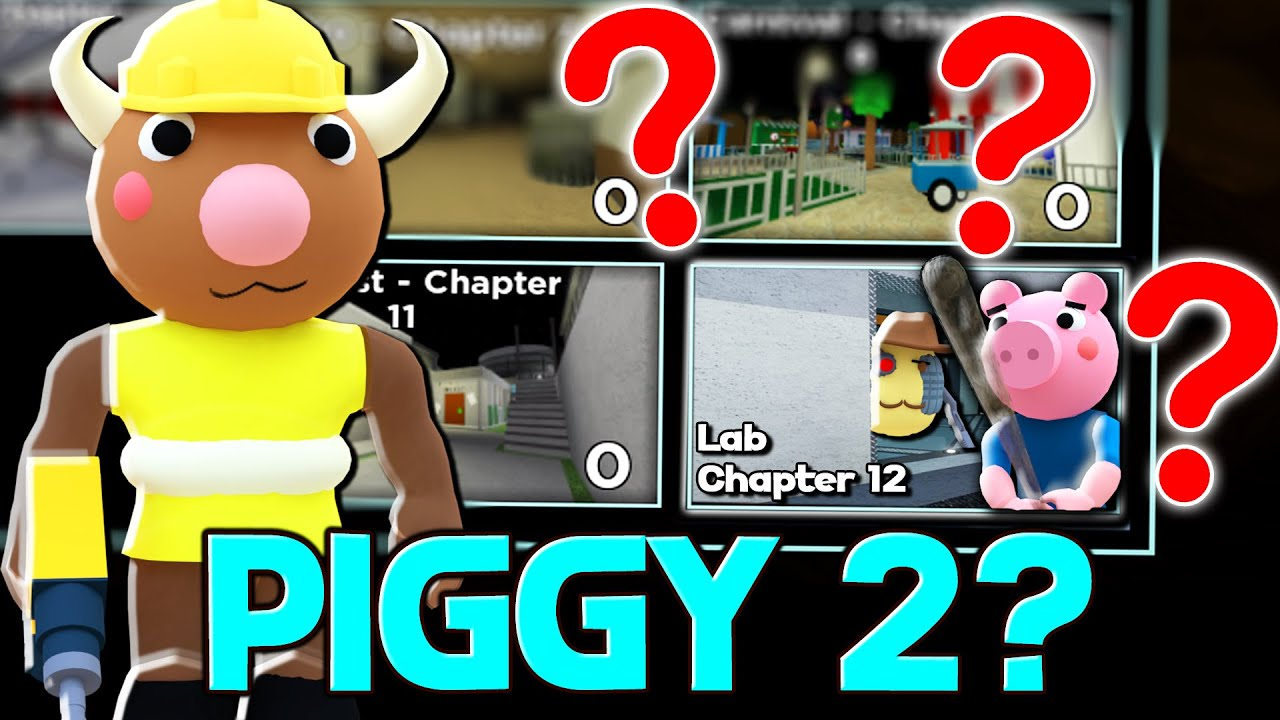 Roblox Piggy Chapter 13 Piggy Chapter 12 What S Next Chapter 13 Roblox Piggy Predictions Youtube