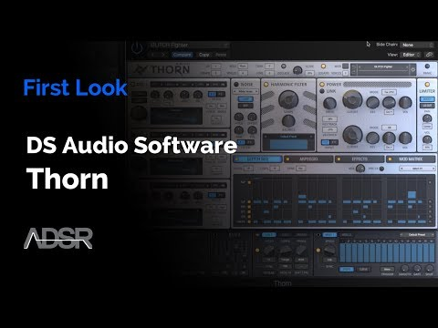 Thorn Spectral Synth First Look