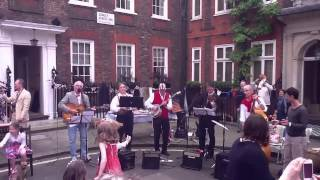 Cowley Street Band: Log Cabin Home in the Sky (Street Version)