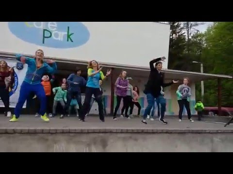 ZUMBA CHOREO. Coldplay - Hymn for the weekend. UKRAINE!