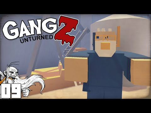 """MY SECRET UNDERWATER BASE!!!"" - Unturned GangZ PvP Multiplayer Let's Play"