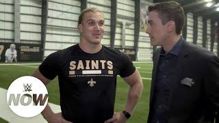 New Orleans Saints predict WrestleMania 34: WWE Now