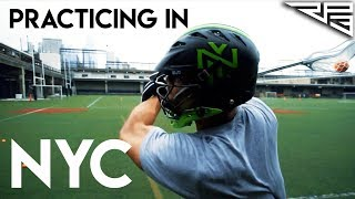 Lacrosse in NYC? - RP3 Vlog Episode 2