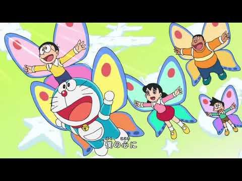 Doraemon title song in telugu