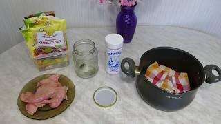 Печень налима на водяной бане