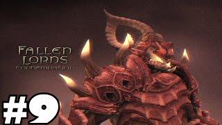 Fallen Lords: Другой Мир. Демоны часть 9.