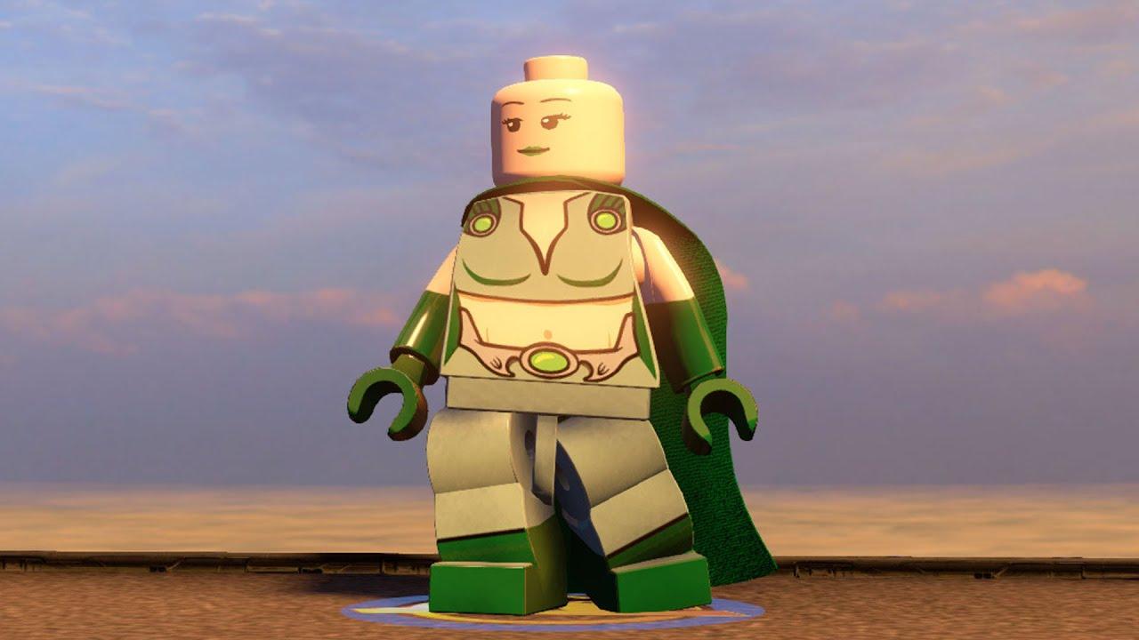 lego marvels avengers moondragon free roam gameplay