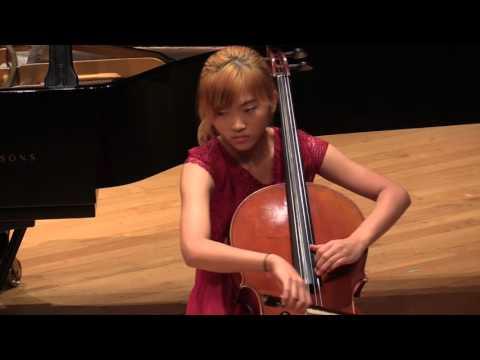Esther Lee, cello
