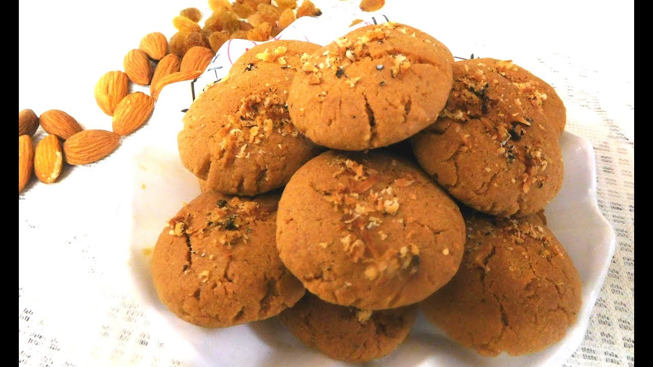 Cookies Recipe In Microwave Convection