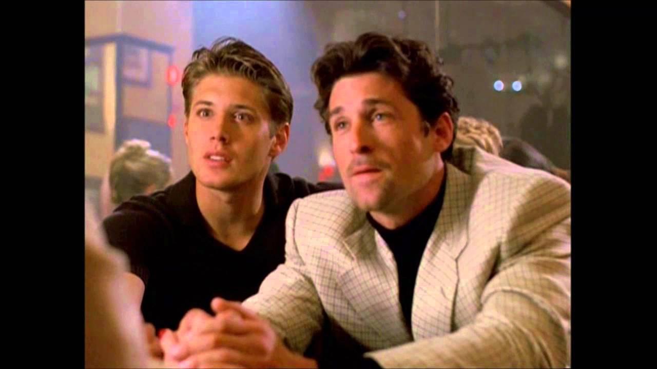 "Jensen Ackles In""Blonde"" !"