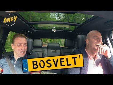 Paul Bosvelt deel 1 - Bij Andy in de auto!