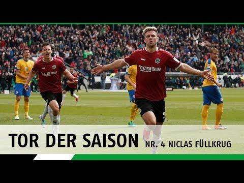 Tor der Saison | Kandidat Nr. 4 - Niclas Füllkrug
