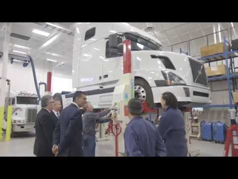 New Motive Power Centre of Excellence open