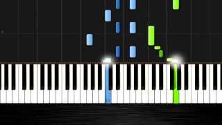 Aronchupa I 39 m an Albatraoz - Piano Cover Tutorial by PlutaX - Synthesia.mp3