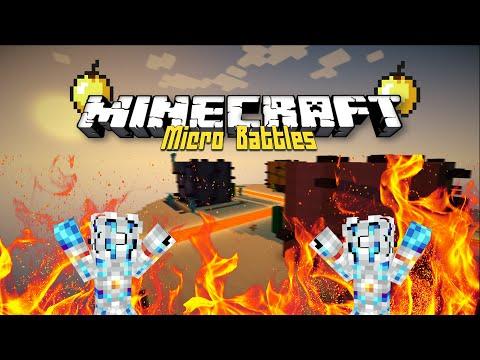 Minecraft Micro Battles!!