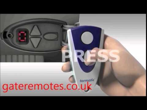 Novoferm 502 Gate /& Garage Door Remote Fob Transmitter