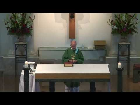 June 28, 2020 -  English Mass - Our Lady of the Assumption