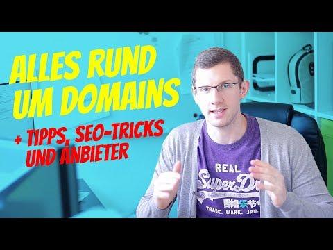 Was ist eine Domain? Worauf sollte ich achten und wie wichtig ist der richtige Domain-Name?