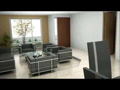 Casa moderna minimalista diseño de interiores   youtube