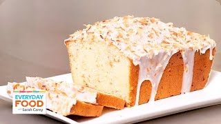 Coconut-buttermilk Pound Cake - Everyday Food With Sarah Carey