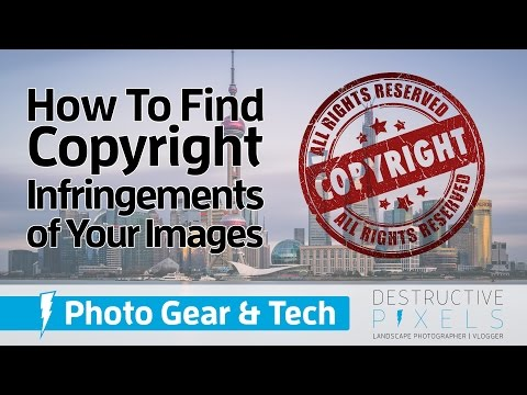 How To Find Copyright Infringements of Your Images