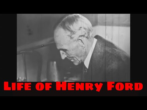 The Life of Henry Ford - Model T, Assembly Line 40470 HD