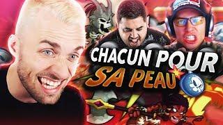 CHACUN POUR SA PEAU ! 💣 (Brawlhalla ft. Locklear, Doigby)