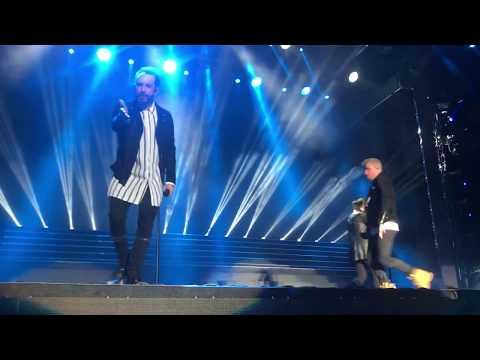 I want it that way  Backstreet Boys  in Dubai 2018