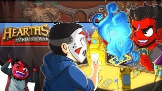 """Hearthstone   """"CaRtOoNz & H2O Delirious: Best Shoutcasters Ever?"""" (Spying on Ohmwrecker)"""