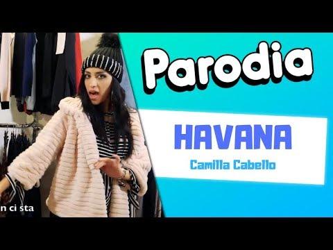 HAVANA - CAMILA CABELLO - PARODIA👗🧥 | ANGELICA