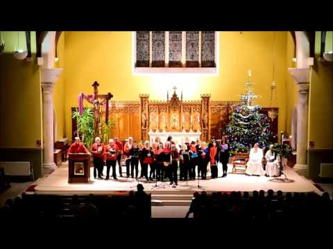 Community Carol Service, St John the Baptist Carrigart 2016